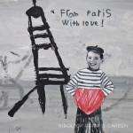 Paris Postcard Valentine Craft