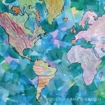 World Map Craft