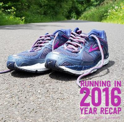 Running Recap of 2016