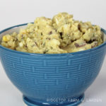 Extra Egg Smashed Potato Salad Recipe