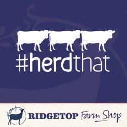 Ridgetop Farm Shop | Cow Herd That Vinyl Decal